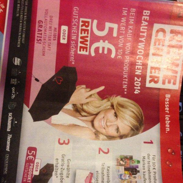 Rewe beautywochen 10 euro kaufen für 5 euro bezahlen