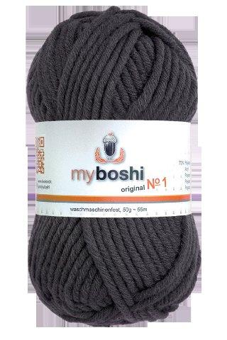 Boshi No. 1 myboshi original  - verschiedene Farben für 2,63€