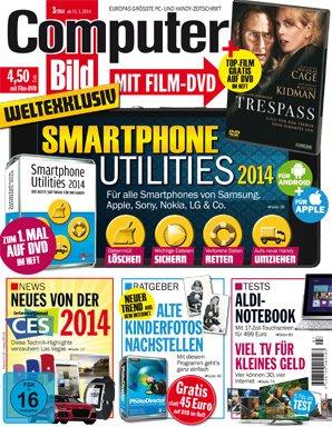 Jahresabos: Computer Bild DVD 26,91€, Auto Bild 17,95€, Sport Bild 17,91€ @soforteinloesen.de