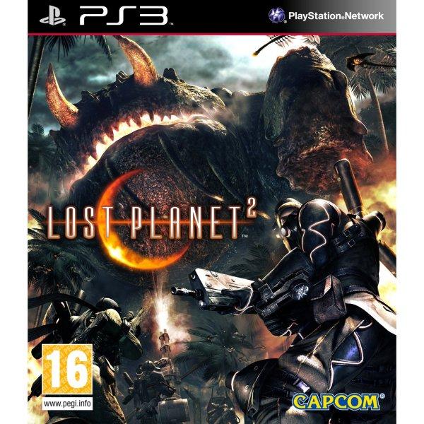 Lost Planet 2  (PS3) für 6,29€ - nur dieses Wochenende