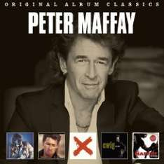 Amazon MP 3 : Peter Maffay - Original Album Classics ( 5 Alben) für NUR 7,99 €