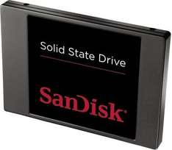 (völkner) SanDisk SSD-Festplatte SATA-III SDSSDP-128G-G25 128 GB 2.5 Zoll SATA III (600 MB/s)
