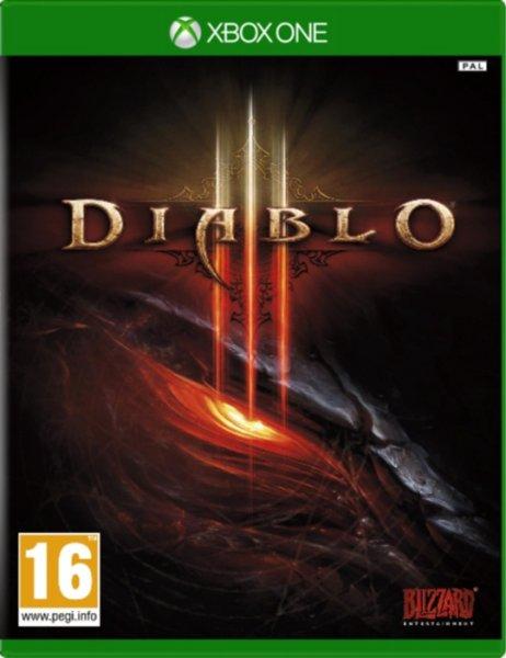 Diablo III 3 XBOX ONE Vorbestellung für 46,97 @amazon.it