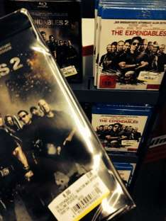 [blu ray] The Expendables / The Expendables 2 [ lokal ]