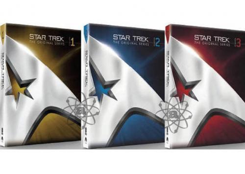 Star Trek: Original Series (Remastered) Season 1-3 (23 DVDs) [@sendit.com]
