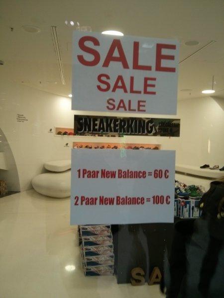 LOKAL FFM New Balance 410, 420, 574, 620, 565 und mehr
