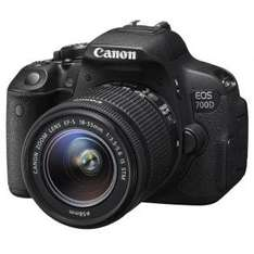 Canon EOS 700D + EF-S18-55 IS STM