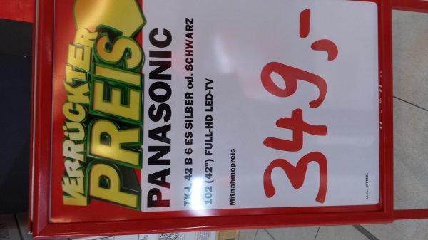 Panasonic TX-L42B6ES (LED-TV, Full HD, DVB-T/-C) bei Mediamarkt (offline)