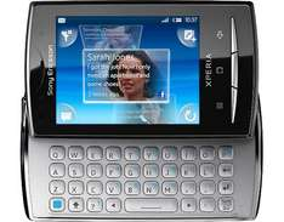 SONY ERICSSON  X10i mini pro BLACK ohne BRANDING [@meinpaket.de] für 144,94 € inkl. Versand