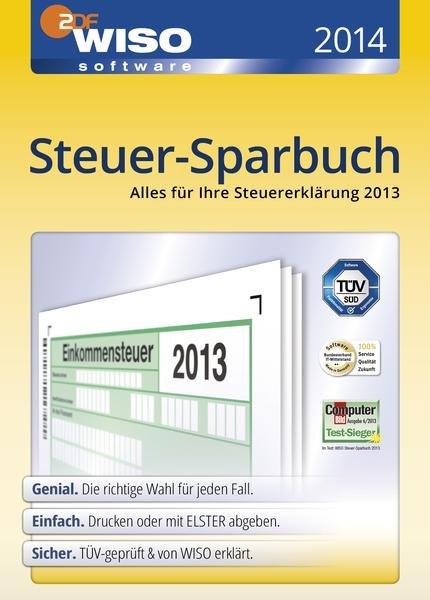 WISO Steuer-Sparbuch 2014 für 19,99€ @eBay