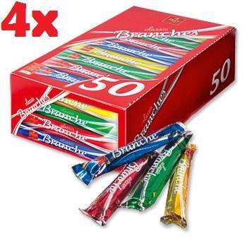 4x 50 Branches (Schweizer Schokoriegel) für 22,75€ inkl. Versand @Migros-shop.de - 5,4kg Schokolade