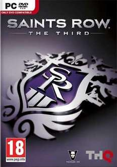 Saints Row: The Third PEGI @Libro.at für 2,99€ keine VSK am 19.01