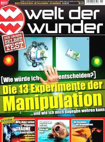 Welt der Wunder für effektiv 7€