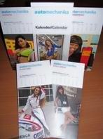 AutoMechanika Girl-Kalender 2014 GRATIS