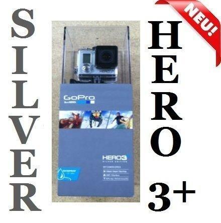 GoPro Hero 3+ Silver