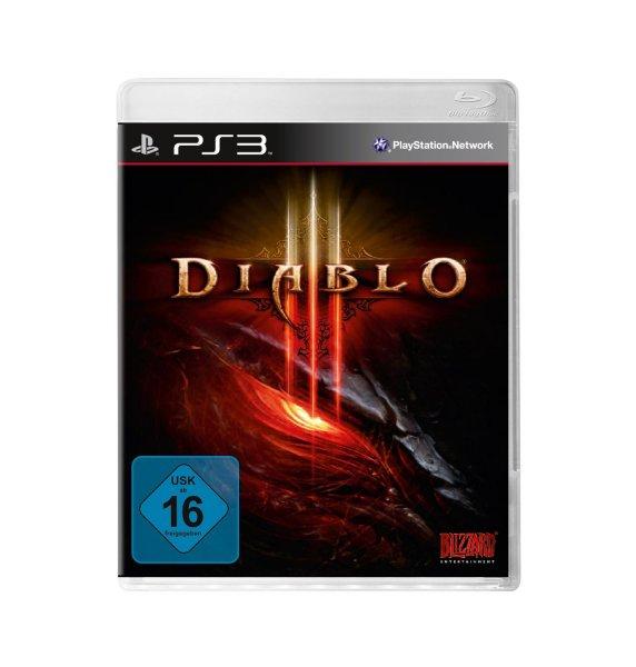 Diablo III für PS3 & XBOX 360 (+Steelbook) für 29,97 bei amazon.de