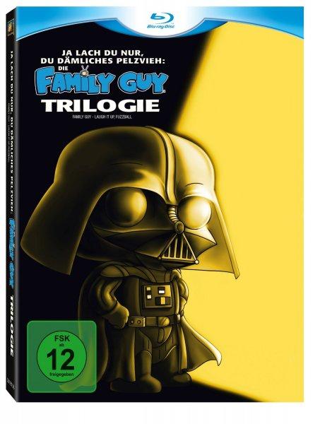 Ja, lach du nur, du dämliches Pelzvieh - Die Family Guy-Trilogie [Blu-ray]  zum Bestpreis(Prime oder Hermes)