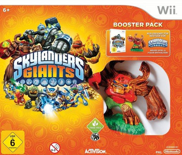 [Müller] Skylanders: Giants - Booster Paket (Nintendo Wii)