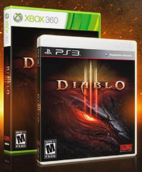 Diablo 3 NEU DE (PS3 & XBOX360) für unter 30€