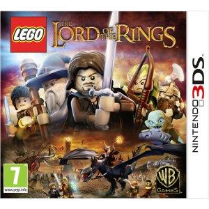 Lego Herr der Ringe 3DS bei Zavvi für 14,50 €