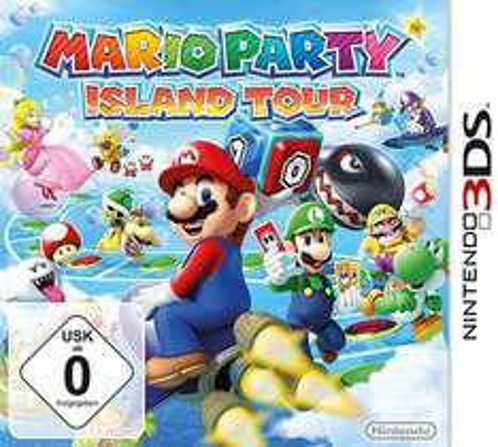 Mario Party - Island Tour 3DS für 31,99 bei Amazon, nächster Preis 37,99