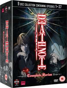 Death Note - The Complete Series: UK Import - Bestpreis bei TheHut
