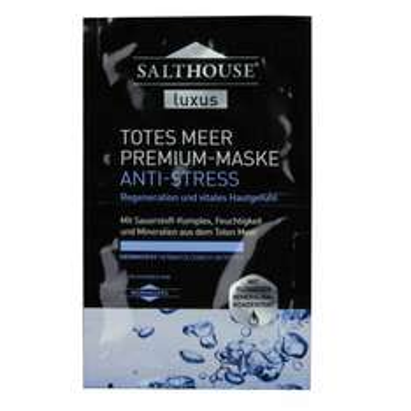 [Facebook] Rossmann Produkttester - Anti-Stress Maske von Salthouse