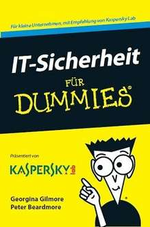 Gratis-E-Book: IT-Sicherheit für Dummies