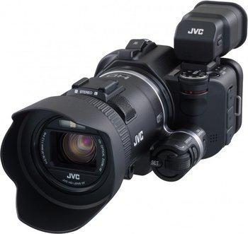 JVC GC-PX100 HD-High-Speed-Camcorder für 499,99€ @ Null.de