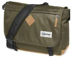 Eastpak Messenger-Bag / Umhängetasche:  DELEGATE into the out khaki