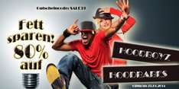 80% Rabatt auf Hoodboyz und Hoodbabes Kleidung und Schuhe