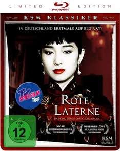 [Amazon.de] Rote Laterne - Raise The Red Lantern (KSM Klassiker inkl. Booklet) [Blu-ray] [Limited Edition] für 13,97 €