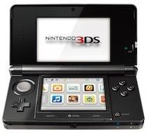 Nintendo 3DS , kosmos- schwarz