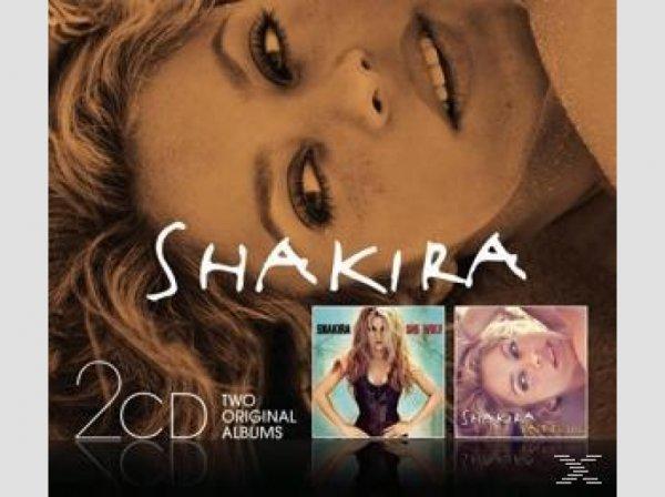 Sale el Sol und She Wolf von Shakira zusammen für 6,66 € Vergleichspreis: 5,55 €+7,99 €=13,54€