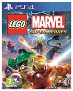 Lego Marvel Super Heroes (PS4) für 38,77 € inkl. Versand & deutscher Sprache @ TheGameCollection.net (UK)