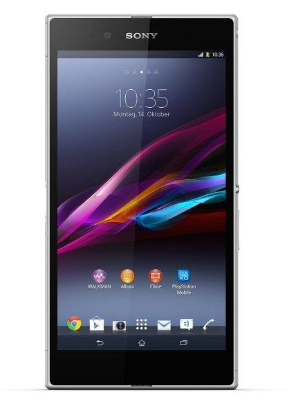Sony Xperia Z Ultra schwarz für 419,-- + 5,-- Versandkosten