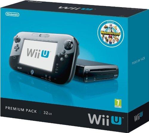 Nintendo Wii U 32GB Premium Pack inkl. Nintendo Land für 223,74 €