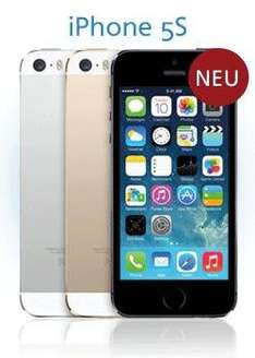 [öffentlicher Dienst] O2 on Business XL + z.B. iPhone 5S 16 GB