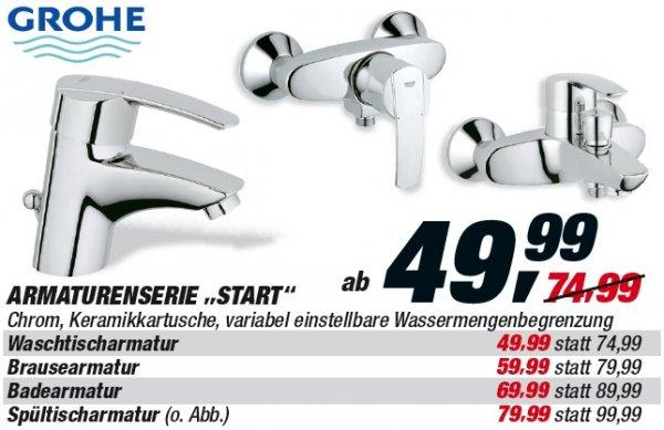 Grohe Start Armaturen ab 43,99 €