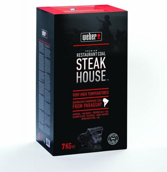 [Lokal SU] Hellweg St. Augustin Weber Steakhouse Premium Holzkohle 3 kg