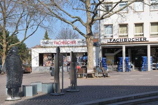 [lokal, Darmstadt] Hochschulbuchhandlung Wellnitz e.K: 20% oder 50% Rabatt