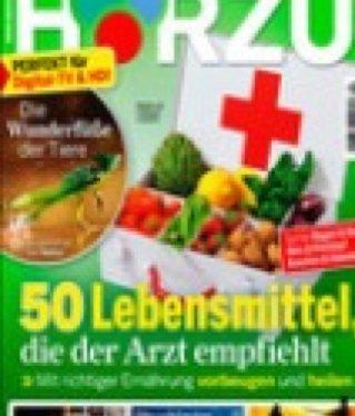 Hörzu  Jahresabo + 1 Freimonat durch 130€ WMF - Gutschein , effektiv -28,60€