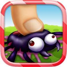 [Android] Amazon Free App: Greedy Spiders Smash