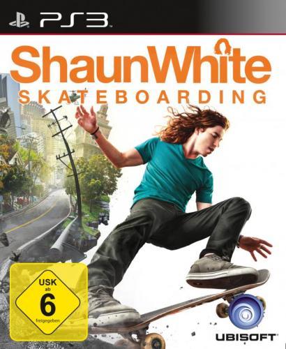 Shaun White Skateboarding für rund 4,50€ @ bee.com
