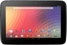 Google Nexus 10 (Wi-Fi, 16GB, Black) bei Expansys UK