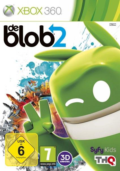 Xbox 360 - de Blob 2 für 9,99€ (+3€ Versand falls kein Prime)