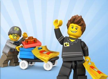 LEGO Shop - 50% Rabatt auf ausgesuchte Sets