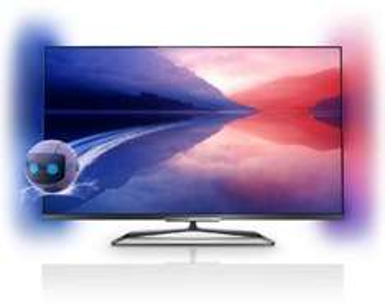 Philips 55PFL6008K für 909€ - 55″ 3D-LED-TV mit Ambilight und Triple-Tuner