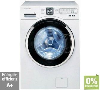 [PLUS ONLINE] Daewoo DWD-LD1612 Waschmaschine (Effizienzklasse A+) für 379,05 Euro