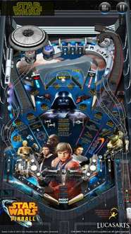 Star Wars Pinball 2 für iOS (iPhone + iPad)